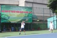 Sôi nổi giải quần vợt truyền thống ngành LĐ-TB-XH TP HCM