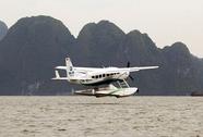 """Khách """"chán"""" thủy phi cơ vì không được quay phim chụp ảnh Vịnh Hạ Long"""