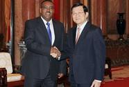 Việt Nam - Ethiopia thúc đẩy hợp tác kinh tế