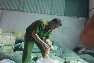 Mực khô Trung Quốc làm bằng... cao su!