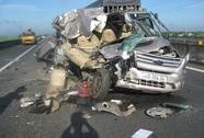 Khởi tố vụ tai nạn thảm khốc trên đường cao tốc Trung Lương