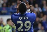 """Chelsea mất thêm Eto'o trước """"đại chiến"""" với Atletico Madrid"""