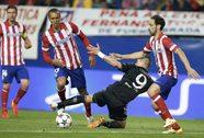 """Atletico Madrid – Chelsea 0-0: Không phá được """"xe buýt"""" của Mourinho"""