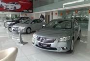 Thuế nhập khẩu ô tô từ ASEAN còn 50%