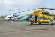 Đại tướng Phạm Văn Trà thị sát vùng biển nghi máy bay mất tích