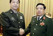 Bộ trưởng Quốc phòng Phùng Quang Thanh thăm Trung Quốc