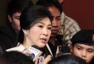 """Bà Yingluck: """"Tôi sẽ tiếp tục nắm quyền!"""""""