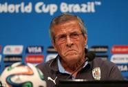 HLV Uruguay rút khỏi Ban Kỹ thuật FIFA vì Suarez