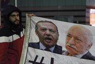"""Thổ Nhĩ Kỳ tiếp tục """"thanh trừng"""" cảnh sát"""