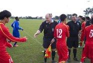 U19 Việt Nam thua trên đất Bỉ