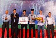 U19 Việt Nam nhận giải thưởng Fair Play 2013