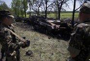11 binh sĩ Ukraine thiệt mạng tại Donetsk