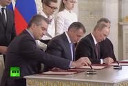 Kremlin: Crimea đã là một phần của Nga