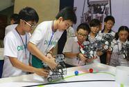 Hai đội tuyển tham dự Olympic Robot thế giới
