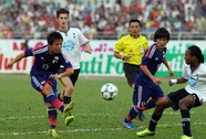 U19 Nhật Bản – U19 Tottenham 1-2: Ngược dòng ấn tượng