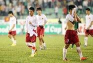 U19 VN - U19 Nhật Bản 0-7: Bài học đầu tiên!
