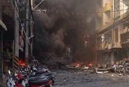 Đánh bom xe tại Thái Lan, gần 40 người thương vong