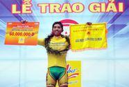 Cuộc đua Xe đạp Cúp HTV 2014: Vạn An đoạt cú đúp giải thưởng