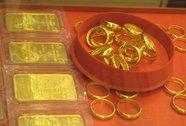 Giá vàng tăng đến 400.000 đồng mỗi lượng