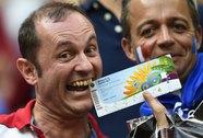 420 triệu đồng cho vé xem trận Đức - Argentina