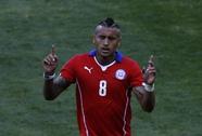 Vidal khiến M.U và HLV Van Gaal vỡ mộng!