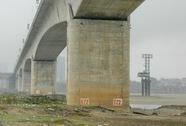 """""""Chốt"""" nguyên nhân nứt trụ, không cần hạ tải cầu Vĩnh Tuy"""