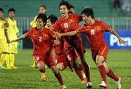 Lịch THTT: Xem nữ Việt Nam đối đầu Triều Tiên trên SCTV