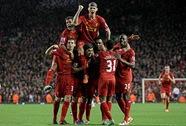 Thắng 4 sao trước Everton, Liverpool áp sát tốp đầu