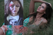 Người mẫu Nga bị bạn trai triệu phú đánh dã man