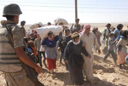60.000 người Kurd ở Syria di tản trốn IS
