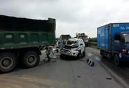 Vụ 3 CSGT Hà Nội tử nạn: Tai nạn thảm khốc do mất lái