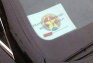 """Siêu xe Bentley dán logo Thanh tra Chính phủ để """"lòe"""" CSGT"""