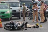 Xe khách trễ chuyến vì bị nghi gây tai nạn