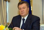 Không rõ tung tích tổng thống Ukraine