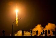 Tên lửa vũ trụ Nga đâm đầu xuống đất