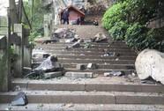 Trung Quốc: Đá rớt đè chết 7 du khách