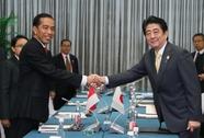 Nhật Bản mở rộng hợp tác an ninh với Indonesia