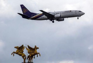 """Trung – Nhật – Hàn """"làm khổ"""" hàng không Thái Lan"""
