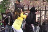 """Mỹ: Lộ diện bà mẹ """"anh hùng"""" trong cuộc bạo loạn Baltimore"""