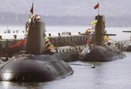 """Tàu ngầm hạt nhân của Trung Quốc chạy ồn như """"máy cày"""""""