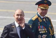 Ông Putin kêu gọi sản xuất hàng loạt vũ khí trong lễ duyệt binh