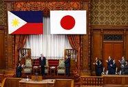 Nhật Bản cân nhắc bán vũ khí cho Philippines