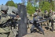 Mỹ vào cuộc đào tạo quân đội Ukraine