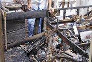 """Suýt chết cháy vì cháy xe Future """"trùm mền"""""""