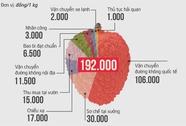 Vải thiều Việt Nam khó cạnh tranh với Trung Quốc trên đất Mỹ