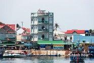 """Đến đảo du lịch Bình Ba trong ngày """"đóng cửa""""..."""