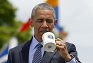 "Vua Ả Rập Saudi trút ""mưa quà"" 1,35 triệu USD lên nhà Obama"