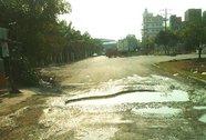 Kiểm tra các công ty xả nước ra đường
