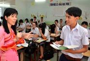 Đề thi, đáp án môn địa lý, hoá học kỳ thi thử THPT quốc gia