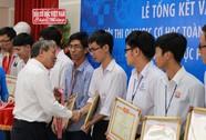 546 sinh viên phía Nam đoạt giải Oympic Cơ học